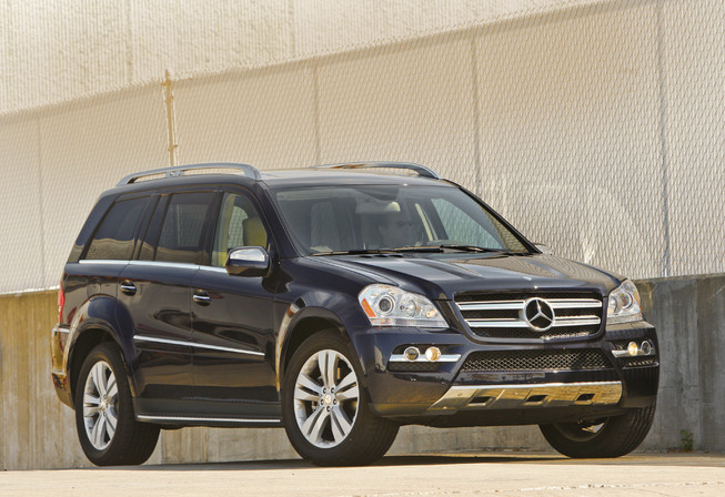 Pilot lease autos post for Mercedes benz gl lease
